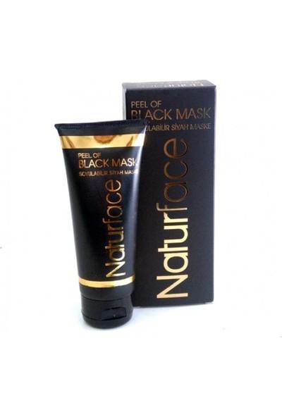 Naturface Soyulabilir Siyah Maske 100 ml
