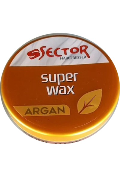Sector Wax 150 ml Argan