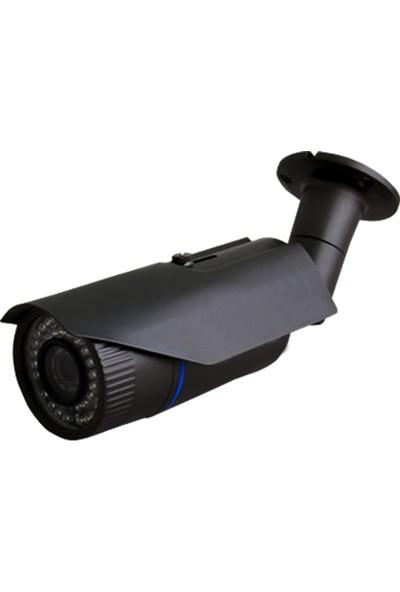 QROMAX PRO 2042 4'Lü 5 Megapiksel Sony Lens 1080P Aptina Sensör Güvenlik Kamerası Seti
