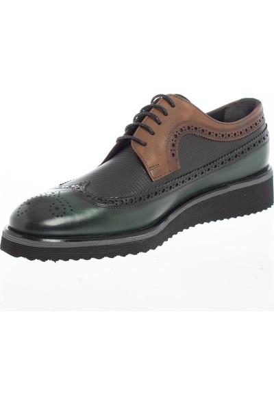 Cg 1106 Erkek Günlük Ayakkabı Yeşil