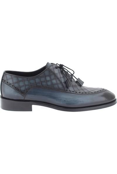 Cg 130 Erkek Klasik Ayakkabı Lacivert