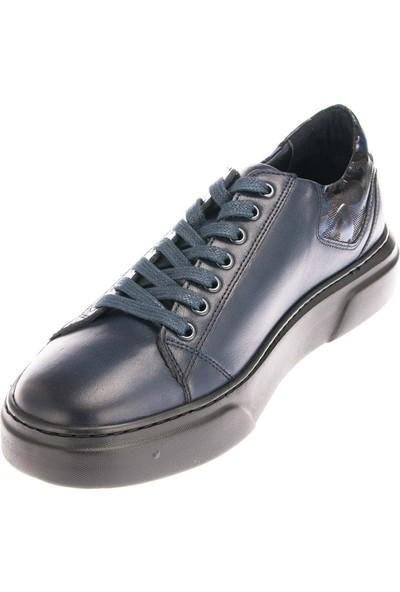 Cg 9163 Erkek Günlük Ayakkabı Lacivert