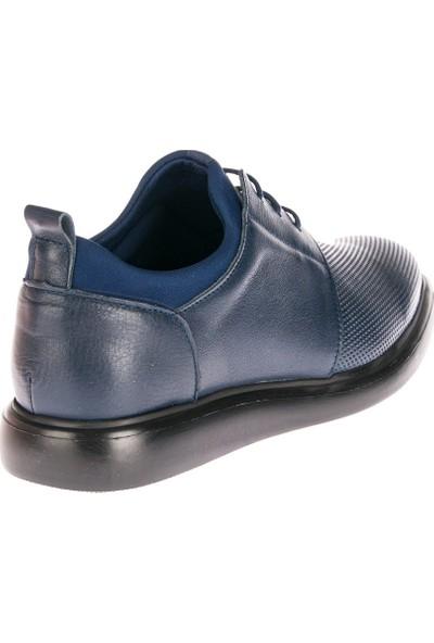 Cg A-503 Erkek Günlük Ayakkabı Lacivert