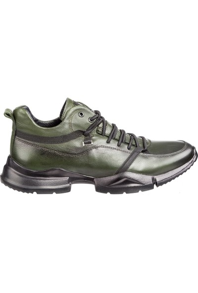 Cg 10267 Erkek Günlük Spor Ayakkabı Haki
