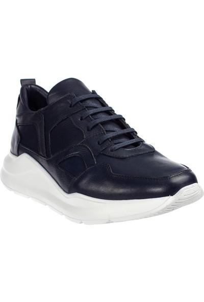 Cg 2737 Erkek Günlük Günlük Spor Ayakkabı Lacivert