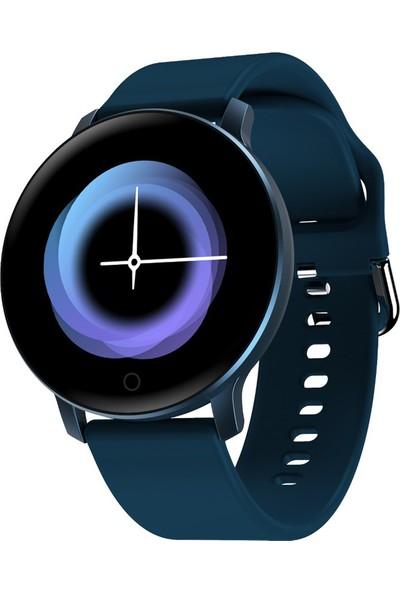 """Yukka 1.3"""" IPS Ekran Akıllı Saat Çağrı Hatırlatma Su Geçirmez Bluetooth Smart Band"""