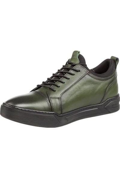 Cg 3332 Erkek Günlük Spor Ayakkabı Haki