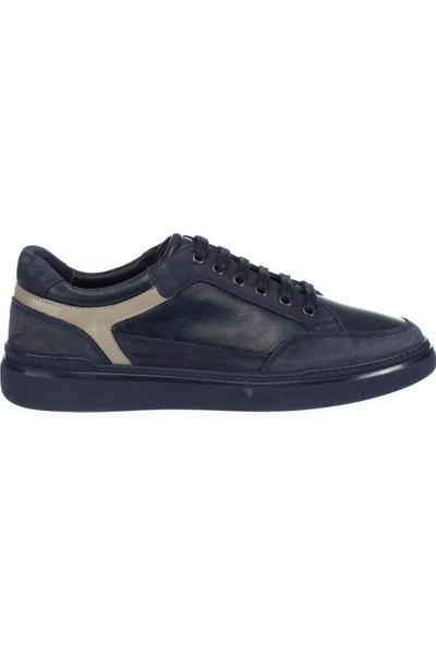Cg 4423 Erkek Günlük Spor Ayakkabı Lacivert