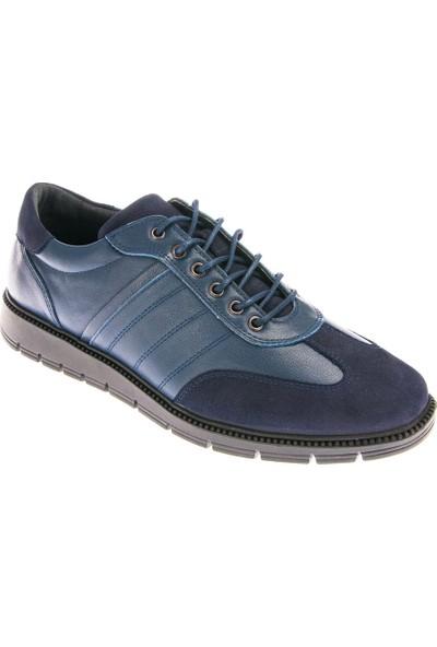 Cg 49312-1 Erkek Günlük Spor Ayakkabı Lacivert