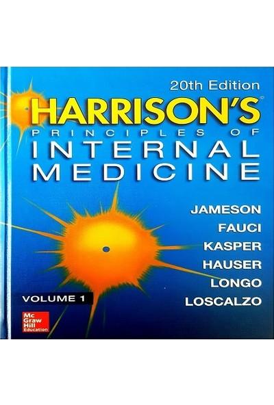 Harrison's Principles Of Internal Medicine 2 Volume Set 20 th Edition 2019 - Dennis L. Kasper