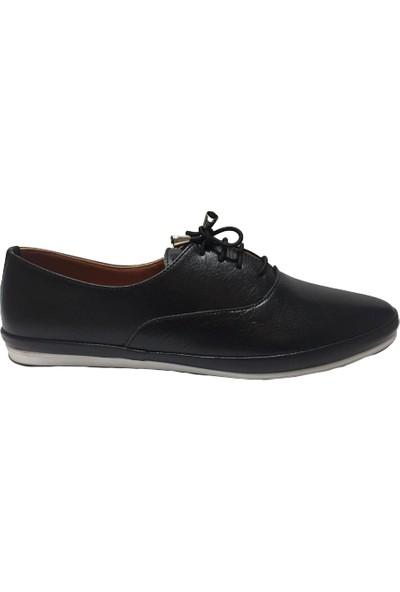 Pandora Moda 109 Kadın Ayakkabı Siyah