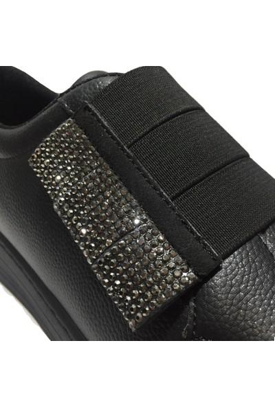 Pandora Moda 398 Kadın Ayakkabı Siyah