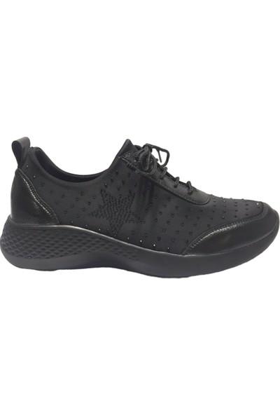 Pandora Moda 9701 Kadın Ayakkabı Siyah