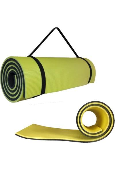 ATTACK SPORT Aticksport Pilates Minderi 10MM