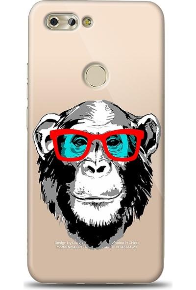 Eiroo Casper Via F2 Hipster Monkey Baskılı Tasarım Kılıf