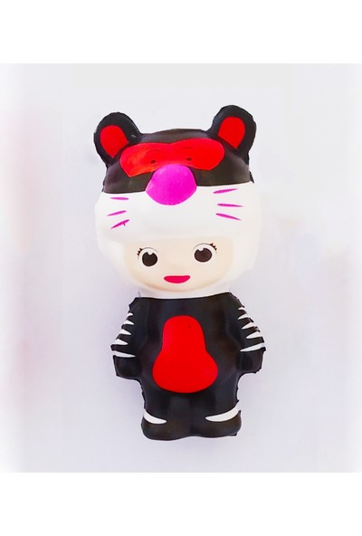 Play Seba Tiger Çocuk Squishy 8 cm - Kokulu