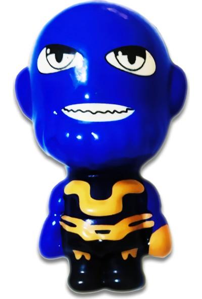 Play Seba Marvel Thanos Squishy 7 cm - Kokulu