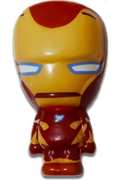 Play Seba Marvel Süper Kahramanları Squishy Seti 7 cm - 5 Parça Sukuşi