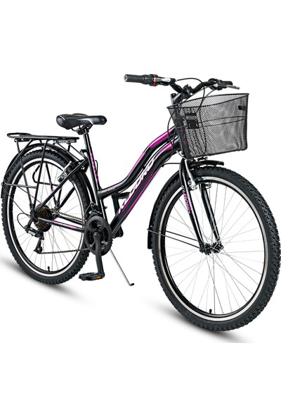 Kldoro KD-126 Bagajlı 26 Jant Bisiklet 21 Vites Dağ Bisikleti
