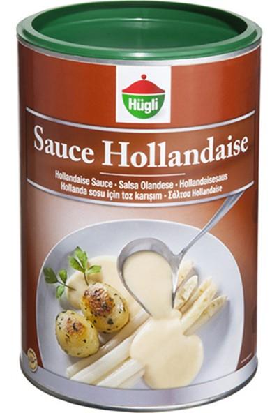 Hügli Hollandaise Sauce Hollandez Sos Toz 800 gr