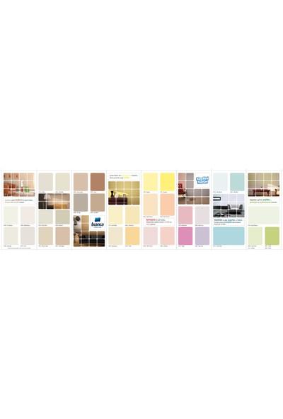 Bianca Vals İpek Mat Silikonlu Tam Silinebilir İç Cephe Boyası 7,5 lt 0101 Beyaz
