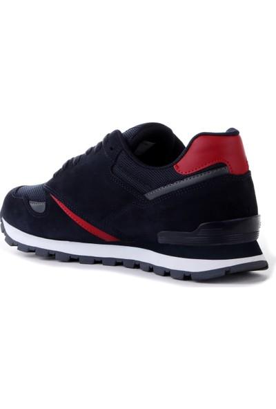 Hammer Jack Deri Erkek Sneakers Ayakkabı - 102 20355