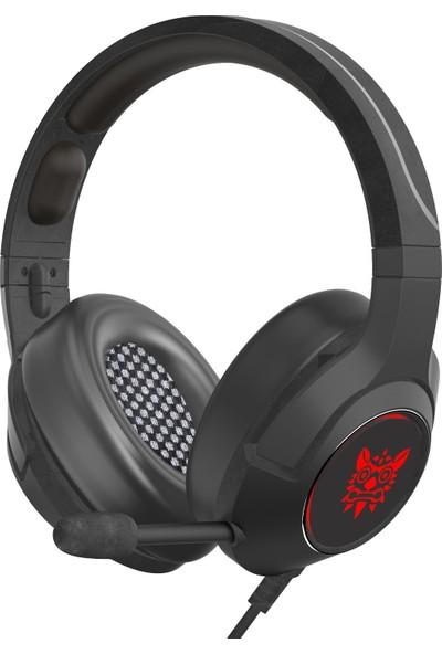 Onikuma K9 Mikrofonlu Kulaklık Siyah PC/PS4/XBOX