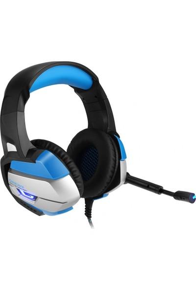 Onikuma K5 Gaming Kulaklık Siyah/Mavi PC/PS4/XBOX