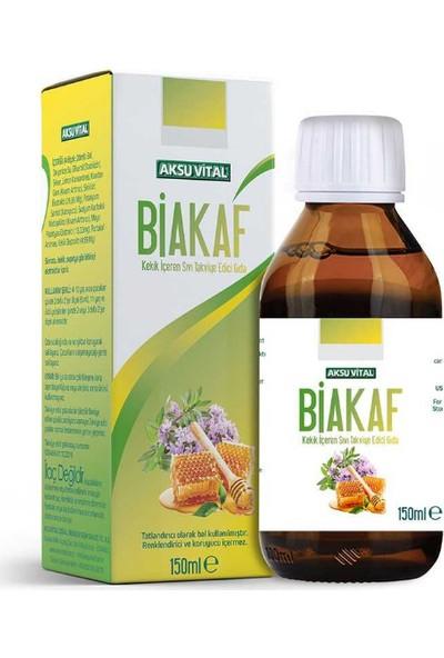 Shiffa Home Biakaff Kekik Içeren Sıvı Takviye Edici Gıda 150 ml