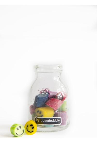Papabubble Gülenyüz Mix El Yapımı Şeker 35 Gr