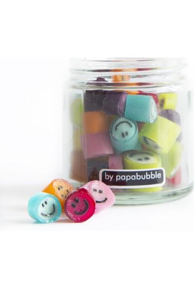 Papabubble Gülenyüz Mix El Yapımı Şeker 80 Gr