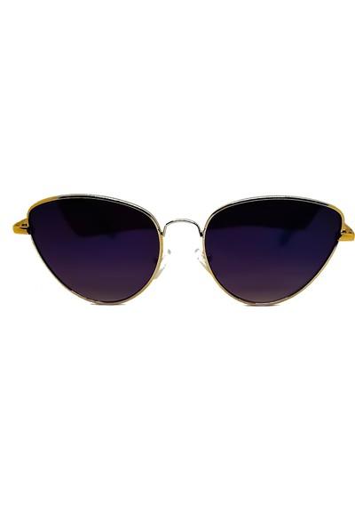 Della Pianto DP116GOLD Kadın Güneş Gözlüğü