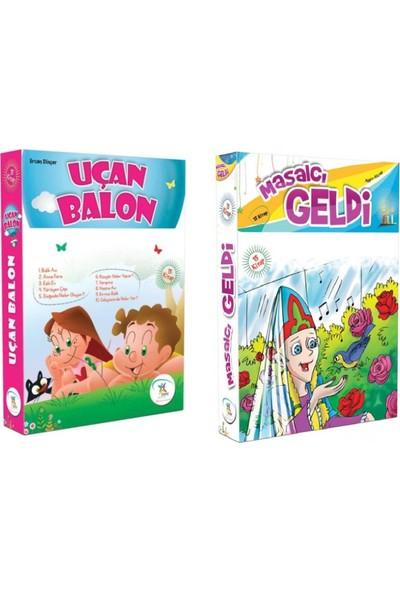 1. Sınıf Hikaye Kitabı Seti 30 Kitap Uçan Balon + Masalcı Geldi - 6 - 9 Yaş