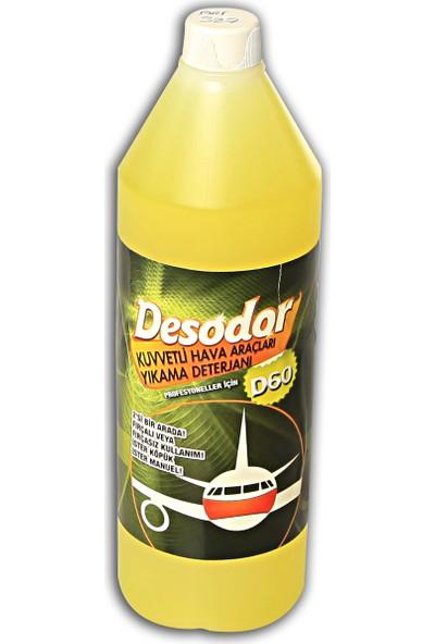 Desodor D60 Kuvvetli Hava Araçları Yıkama Deterjanı 1 lt