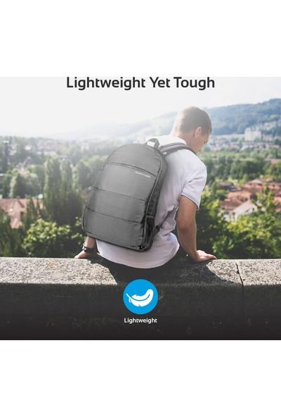 "Promate Alpha-Bp 15.6"" Seyahat Laptop Notebook Sırt Çantası"