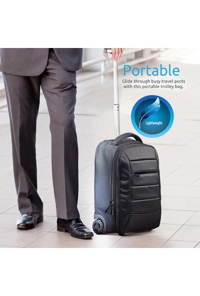 Promate Tekerlekli Laptop Notebook Çantası