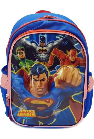 Justice League Okul Çantası