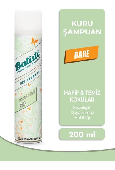 Batiste Bare Kuru Şampuan 200ml