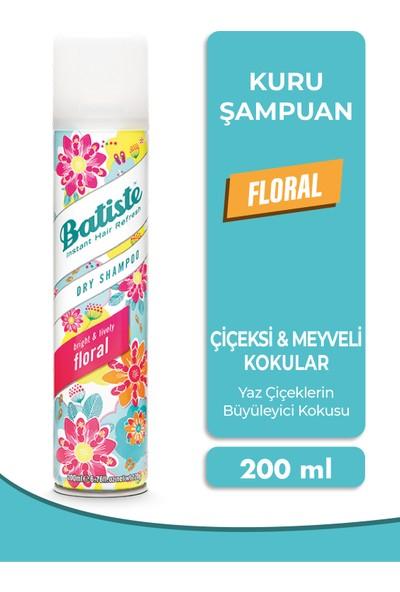 Batiste Dry Shampoo – Kuru Şampuan Floral 200 ml