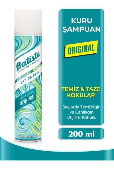 Batiste Orijinal Kuru Şampuan 200 Ml