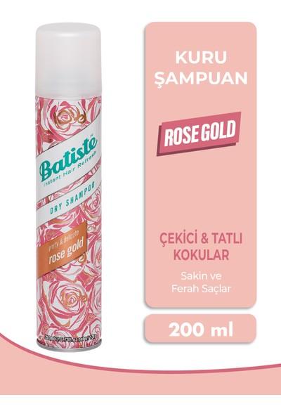 Batiste Rose Gold Kuru Şampuan - Dry Shampoo 200 ml