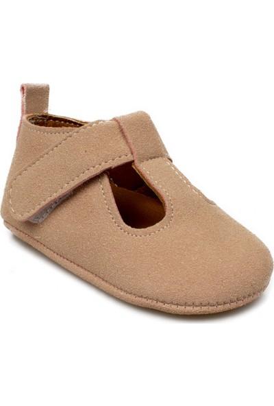 Petit Peton Arrets Yeni Doğan Pembe Çocuk Ayakkabı