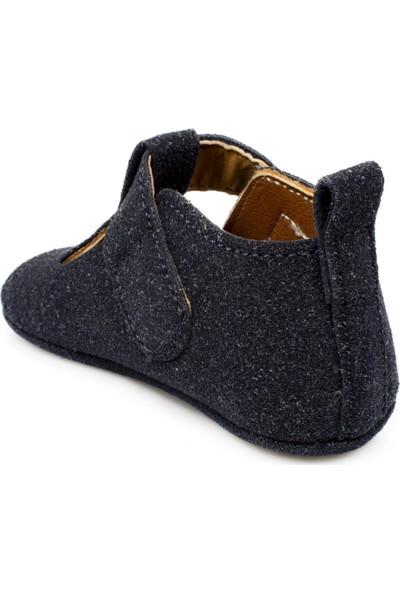 Petit Peton Arrets Yeni Doğan Lacivert Çocuk Ayakkabı