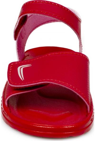 Vicco 332.p20Y.301 Patik Kırmızı Çocuk Sandalet