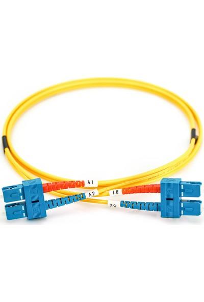 Digitus DK-2922-01 Singlemode Sc-Sc Fiber Optik Patch Kablo 1 mt