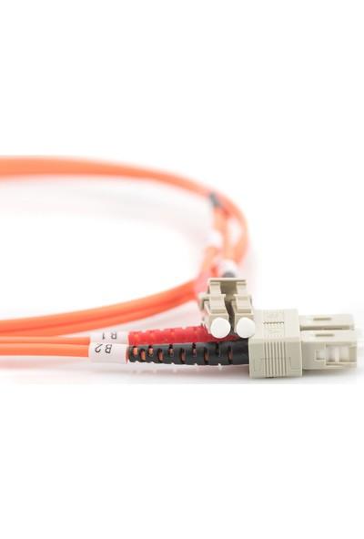Digitus DK-2532-03 Multimode Lc-Sc Fiber Optik Patch Kablo 3 mt