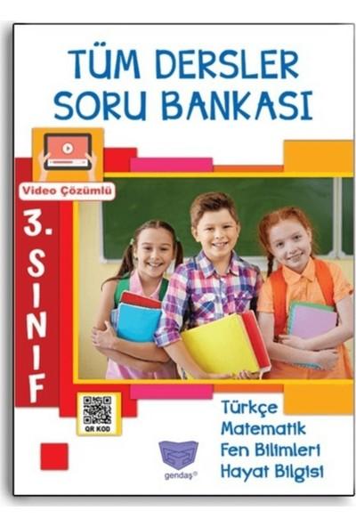Gendaş Kültür 3. Sınıf Tüm Dersler Soru Bankası
