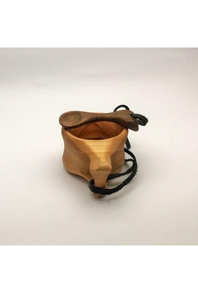 Kuksa Bardak Nescafe Seti - 85 ml