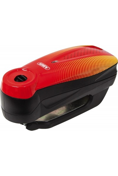 Abus 7000 Rs1 Detecto Sonic Red