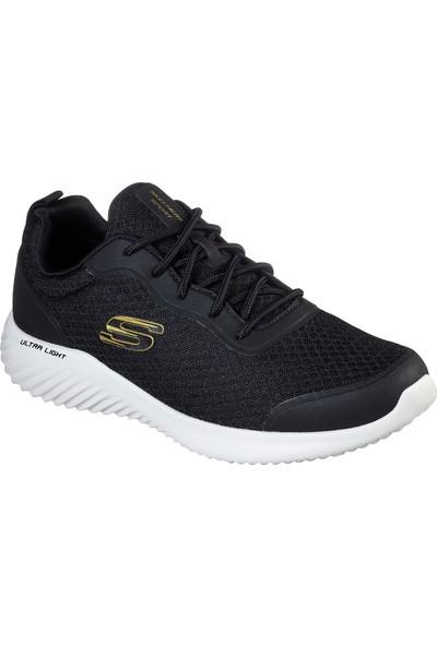 Skechers Bounder Erkek Spor Ayakkabı 232005-Bkgd